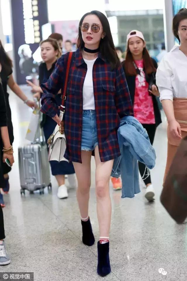 Mặc sơ mi đúng điệu như loạt sao nữ hot nhất châu Á - 1