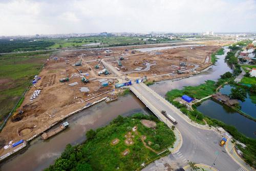 Lakeview City  - Thu hút đầu tư: khu đô thị ở đông Sài Gòn - 1