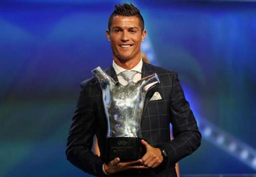Xavi đặt cửa Ronaldo đoạt QBV, Messi về nhì