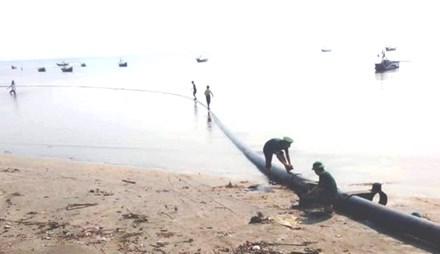 """Người lạ ra giá trăm triệu mua """"vòi rồng"""" tìm thấy trên biển"""