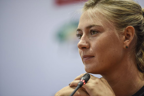 Giảm án Sharapova, trở lại năm 2017