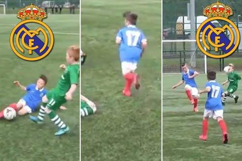 Truyền nhân Messi 13 tuổi & 7 SAO nhí siêu phàm