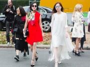 Thế giới thời trang - Từ Paris Fashion show 2017: Ma lực của thời trang