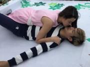 Giải trí - Midu tái xuất màn ảnh với nụ hôn nóng bỏng