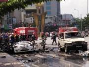 Tin tức trong ngày - Vụ nổ taxi ở Quảng Ninh: Thư tuyệt mệnh viết gì?