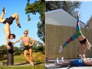 Thể thao - 25 triệu lượt xem: Cặp đôi thể dục vi diệu nhất hành tinh
