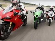Xe máy - Xe đạp - Xem 10 siêu mô tô tăng tốc từ 0 lên 300 km/h