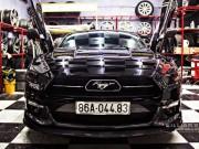 Ô tô - Ford Mustang bản kỷ niệm 50 năm độ siêu chất tại Sài Gòn