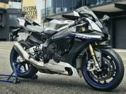 """Thế giới xe - Hàng """"nóng"""" Yamaha YZF-R1M 2017 sắp lên kệ"""