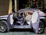 Tư vấn - Ngắm trọn Lexus UX concept thiết kế 3D độc nhất vô nhị