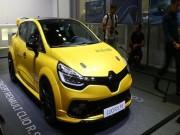 Tư vấn - Renault Clio R.S. 16 concept nhỏ gọn ra mắt Paris Motor Show 2016