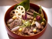 Ẩm thực - Bữa tối ngon bổ với bắp bò hầm atiso