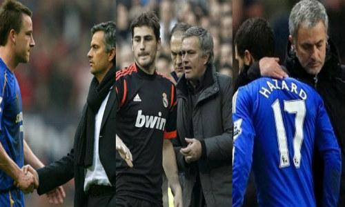 """Scandal thầy-trò rúng động: Mourinho, vết nhơ vì """"quyền lực đen"""" (P2)"""