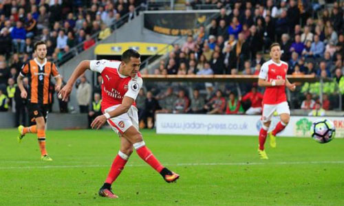 """Hiệu quả nhất NHA: Arsenal vô đối, MU """"khóc thầm"""""""