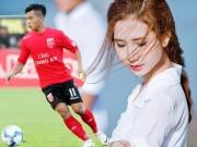 Bạn trẻ - Cuộc sống - Gặp cô vợ xinh như minh tinh của cầu thủ Huỳnh Tấn Tài