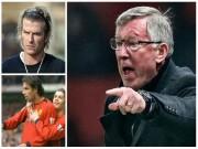 Bóng đá - Scandal thầy-trò rúng động: Sir Alex, vết thương lòng vì Beckham (P1)