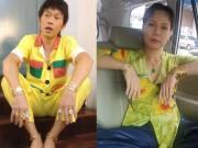 """Phim - Lý do Hoài Linh, Việt Hương """"khoe vàng"""" khắp người"""
