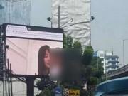 Thế giới - Indonesia: Biển quảng cáo hiện phim khiêu dâm hơn 10 phút