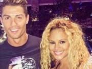 Bóng đá - Bạn gái cũ Mayweather dính nghi vấn qua lại với Ronaldo