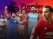Bóng đá - Hàng công hay nhất NHA: Man City chấp tất