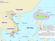 Tin tức trong ngày - Áp thấp nhiệt đới mạnh cấp 7 tiến gần Biển Đông