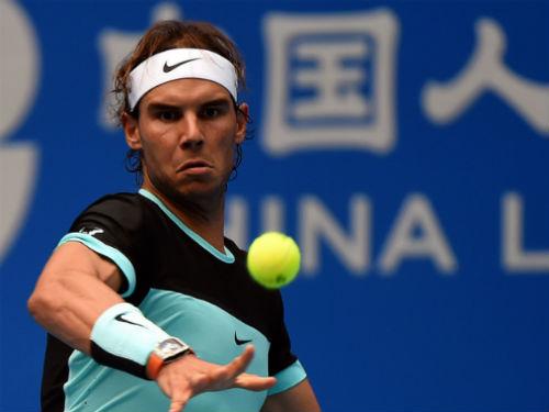 China Open ngày 4: Nadal tiếp đà hưng phấn