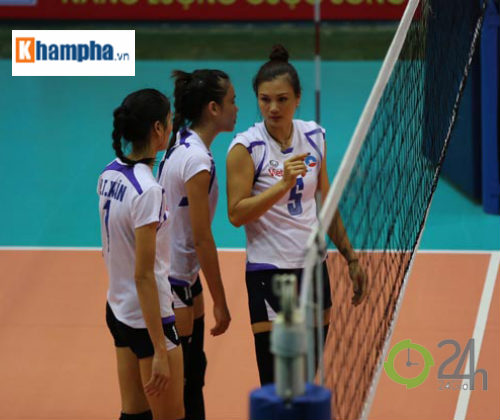 Người đẹp Kim Huệ tái xuất VTV Cup: Chờ chị cả gánh đội