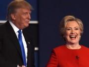 Thế giới - Bất ngờ: Dân Trung Quốc ủng hộ bà Clinton hơn ông Trump