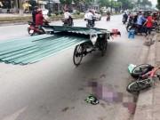 Tin tức trong ngày - Vụ bé trai bị tôn cứa cổ: Lái xe chở tôn sẽ được tại ngoại