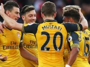 Bóng đá - Arsenal đã đủ hành trang tranh vô địch Premier League?