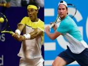 "Thể thao - Chi tiết Nadal - Mannarino: Loạt tie-break ""cân não"" (KT)"