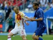 Bóng đá - Chi tiết Italia - Tây Ban Nha: Tạm hài lòng (KT)