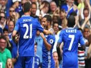 """Bóng đá - 10 """"máy cày"""" khỏe nhất NHA: Chelsea có tới 2"""