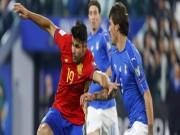 Bóng đá - Italia – Tây Ban Nha: Sai lầm của huyền thoại