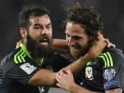 Bóng đá - Áo - Xứ Wales: Rượt đuổi kịch tính