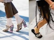 Thời trang - Bạn nhất định phải có một đôi giày thật đẹp!