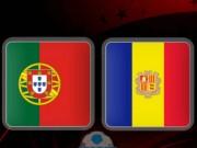 Bóng đá - Bồ Đào Nha - Andorra: Có Ronaldo, Bồ phô sức mạnh