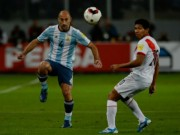 Bóng đá - Chi tiết Peru – Argentina: Quả phạt đền gỡ hòa (KT)