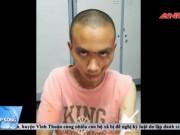 Video An ninh - Nghi phạm vụ truy sát trong chùa ở SG nghi bị tâm thần