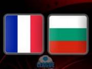 """Bóng đá - Pháp – Bulgaria: Cẩn thận """"gai hoa hồng"""""""