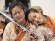 Phim - Nỗi khổ máu rơi, tủi nhục của diễn viên đóng thế Trung Quốc