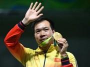 Thể thao - Hoàng Xuân Vinh dẫn đầu thế giới BXH 10m súng ngắn