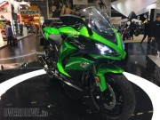 """Thế giới xe - Ngắm """"hàng khủng"""" 2017 Kawasaki Z1000SX tại Intermot 2016"""