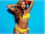 Làm đẹp - Ngắm dáng vóc săn chắc, vòng 3 sexy 99cm của Beyonce