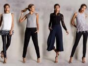 Thời trang - Truy lùng kiểu quần dài tôn đường cong của nàng