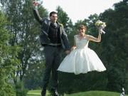 Tranh vui - Những bức ảnh cưới cười ra nước mắt
