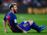 Bóng đá - Mặc chấn thương, Messi điên cuồng tập luyện chờ gặp Pep