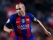Bóng đá - Iniesta tròn 20 năm đá ra mắt Barca: Nghệ sĩ vĩ đại