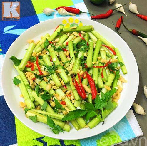 Bữa cơm hấp dẫn, nhiều rau mà vẫn ngon - 5