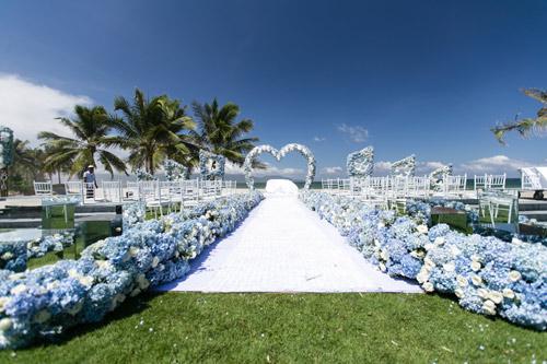 Choáng ngợp lễ cưới xa hoa của cô gái Ninh Bình - 2